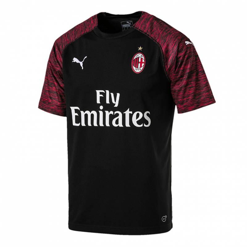Camiseta Milan tercera 2018/2019