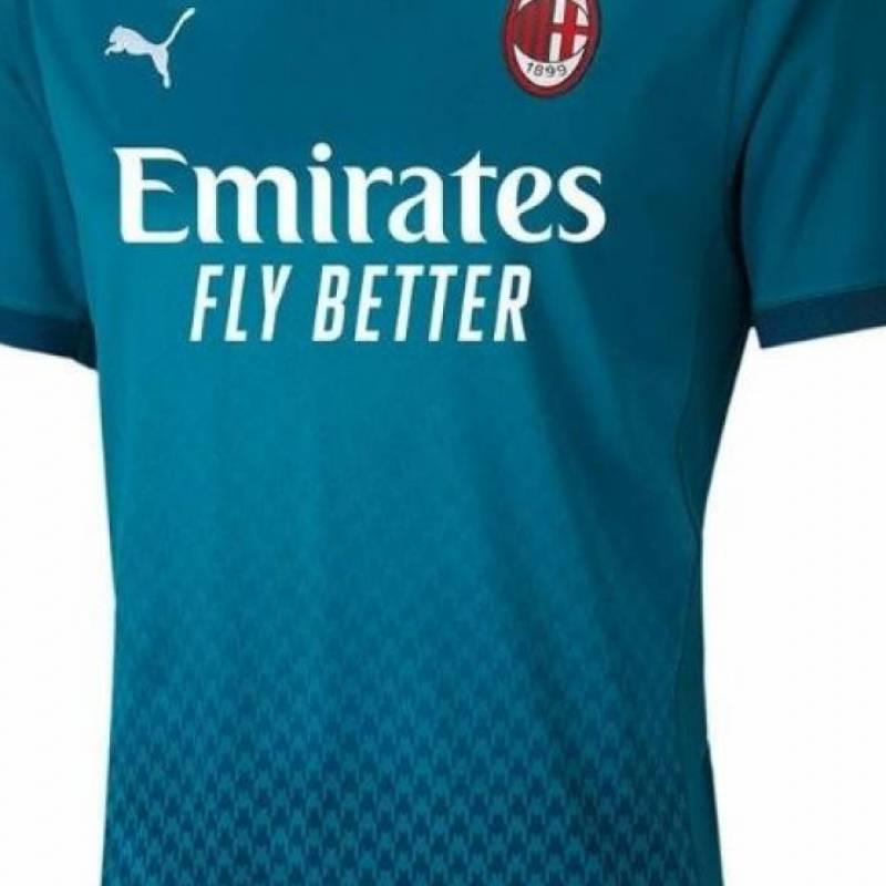Camiseta Milan tercera 2020/2021