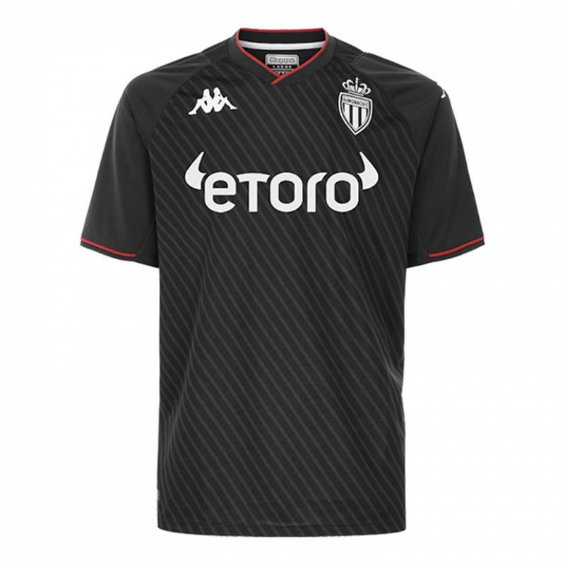 Camiseta AS Mónaco exterior 2021/2022