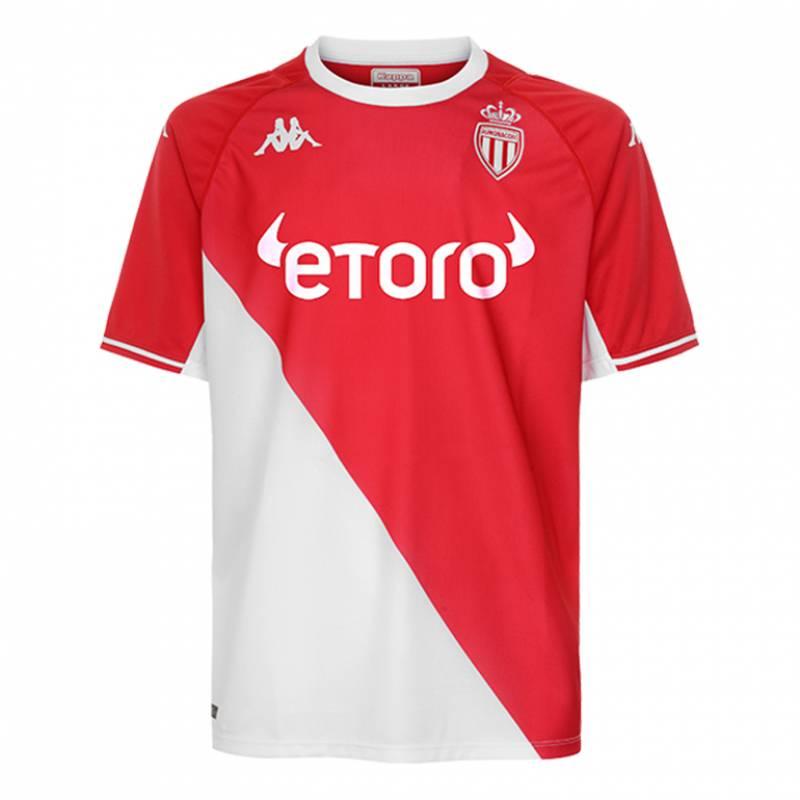 Camiseta AS Mónaco casa 2021/2022