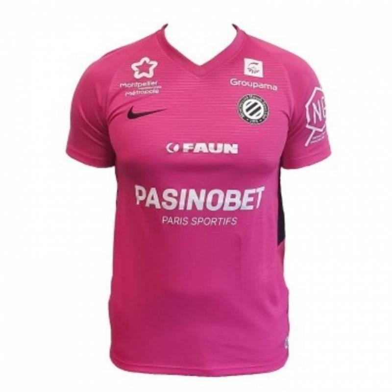 Camiseta Montpellier evento 2020/2021