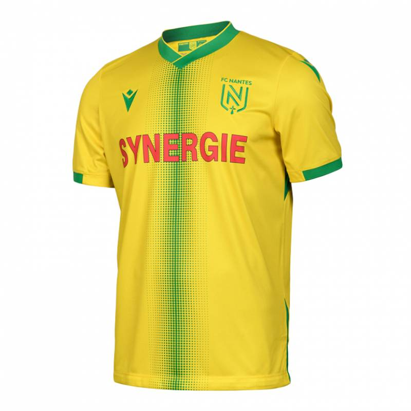 Camiseta Nantes casa 2021/2022