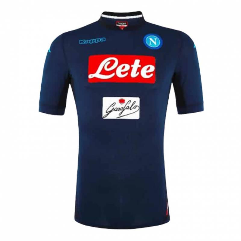 Camiseta Nápoles exterior 2017/2018