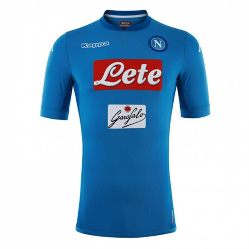 Camiseta Nápoles casa 2017/2018