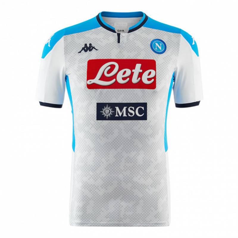 Camiseta Nápoles tercera 2019/2020