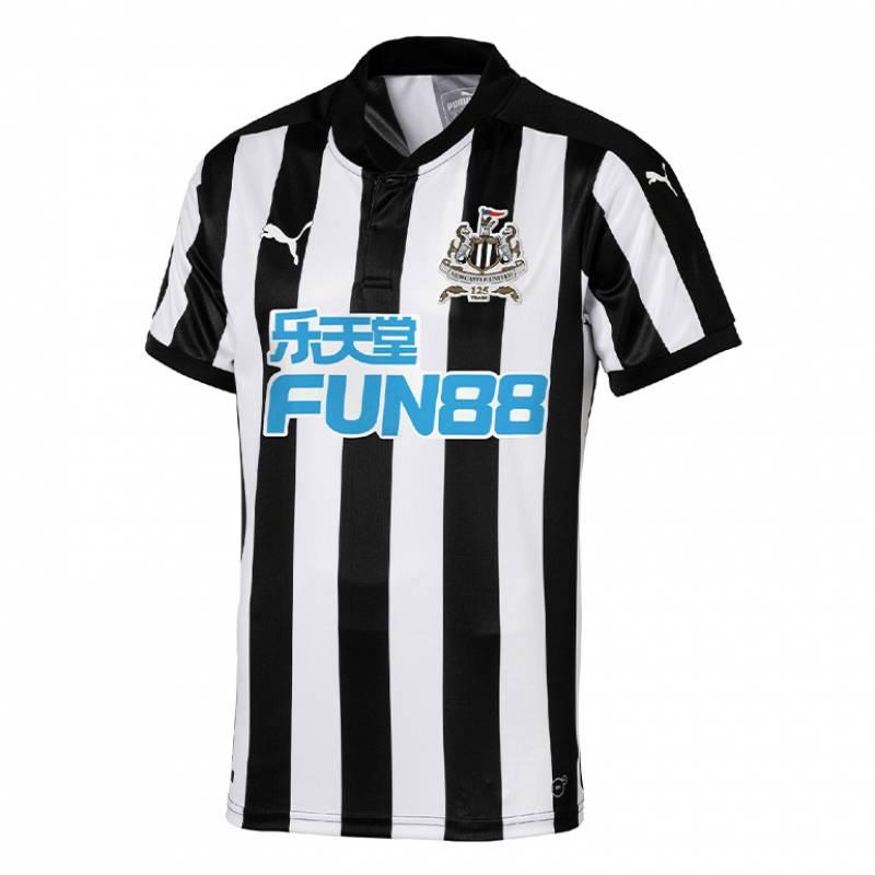 Camiseta Newcastle United casa 2017/2018