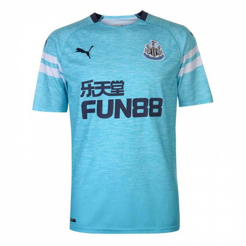 Camiseta Newcastle United tercera 2018/2019