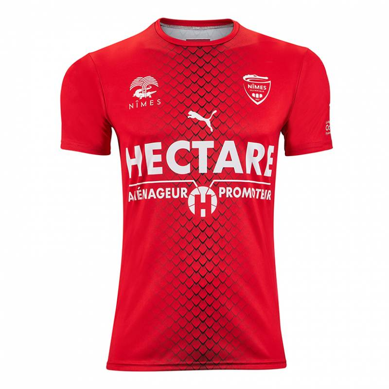 Camiseta Nimes casa 2019/2020