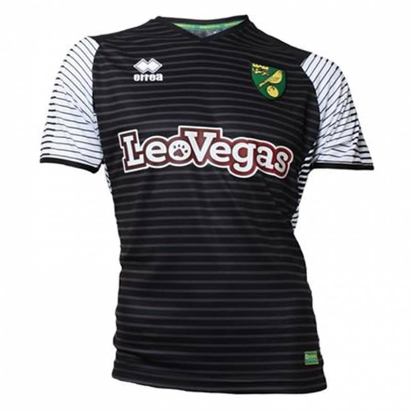 Camiseta Norwich City exterior 2017/2018