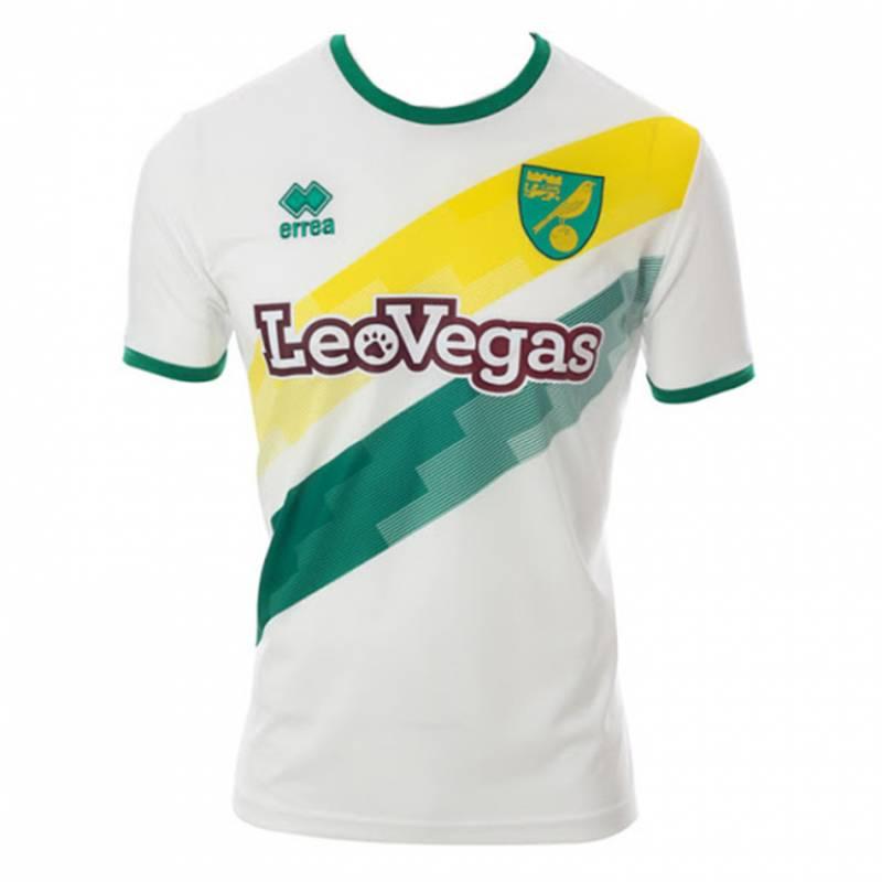 Camiseta Norwich City exterior 2018/2019