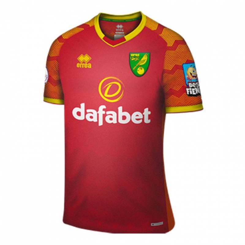 Camiseta Norwich City exterior 2019/2020