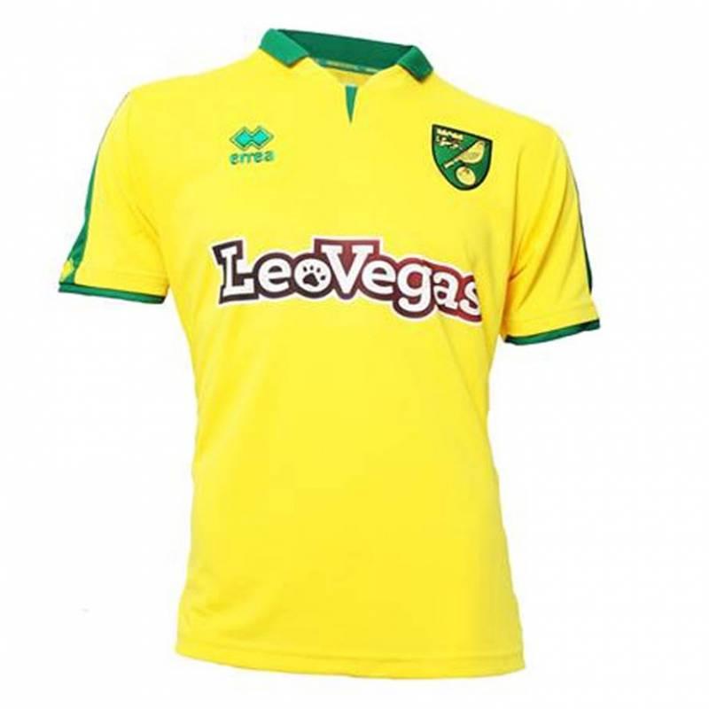 Camiseta Norwich City casa 2017/2018