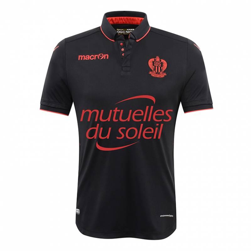 Camiseta OGC Nice tercera 2016/2017