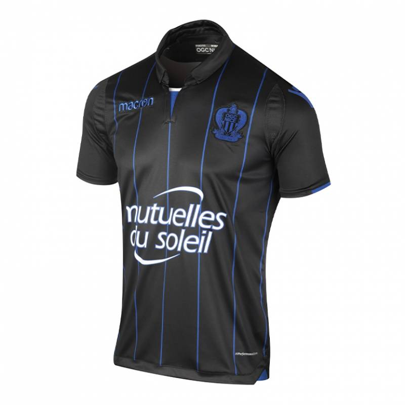 Camiseta OGC Nice tercera 2017/2018