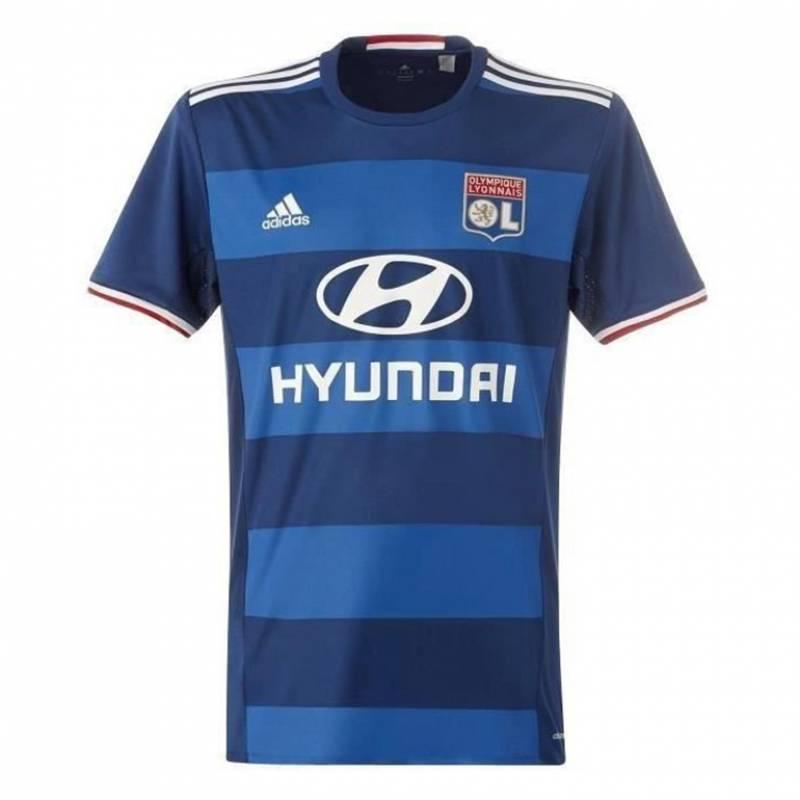 Camiseta Olympique Lyonnais exterior 2016/2017