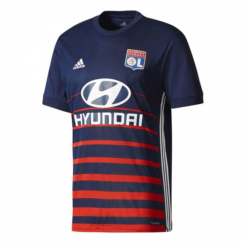 Camiseta Olympique Lyonnais exterior 2017/2018