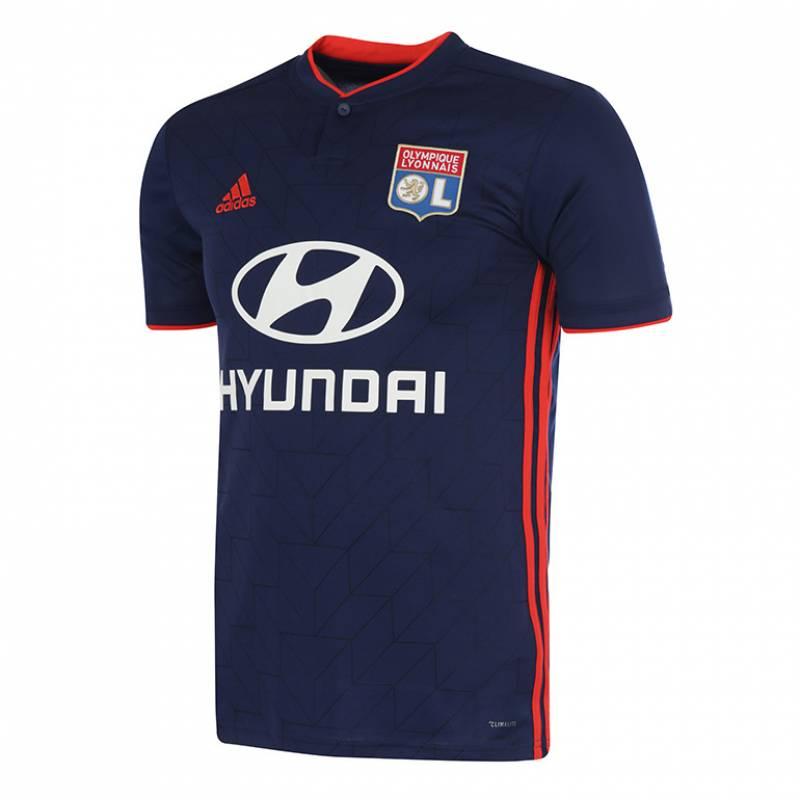 Camiseta Olympique Lyonnais exterior 2018/2019