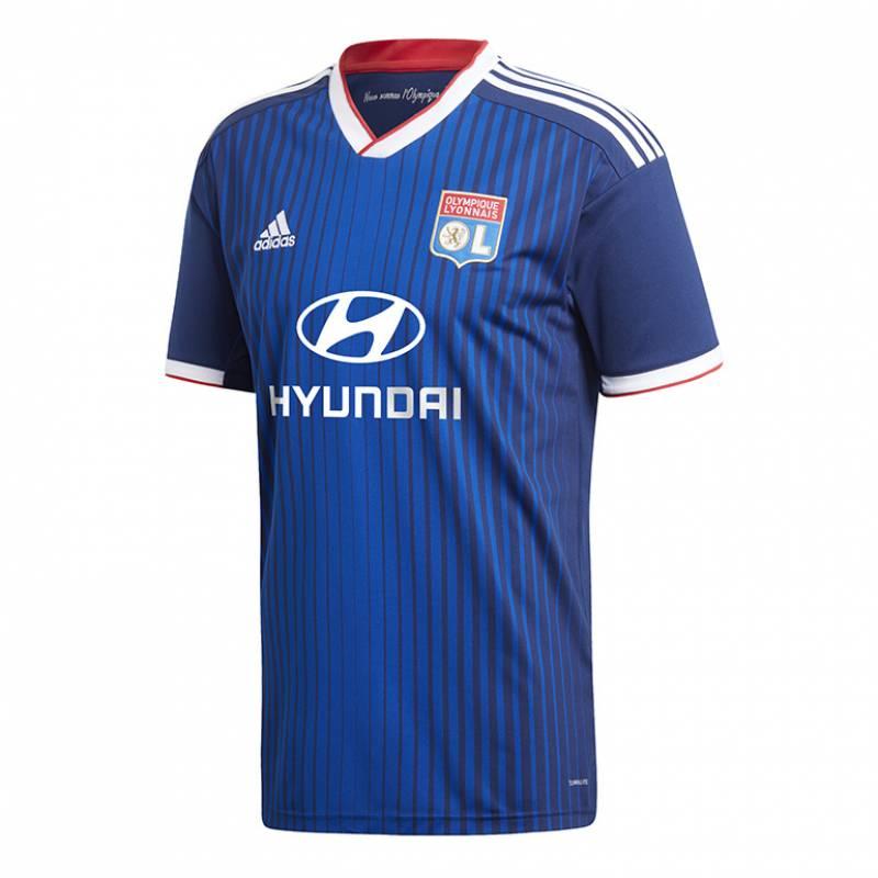 Camiseta Olympique Lyonnais exterior 2019/2020