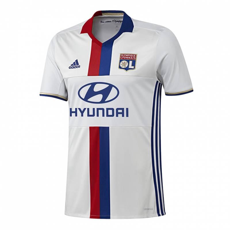 Camiseta Olympique Lyonnais casa 2016/2017