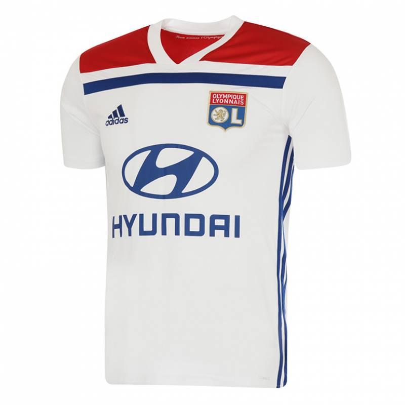 Camiseta Olympique Lyonnais casa 2018/2019
