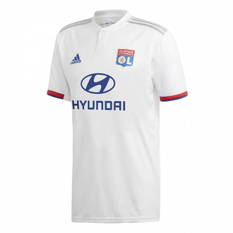 Camiseta Olympique Lyonnais casa 2019/2020