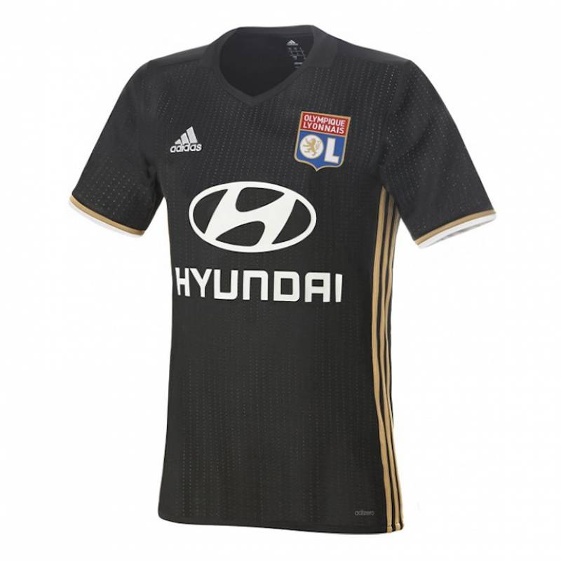 Camiseta Olympique Lyonnais tercera 2016/2017