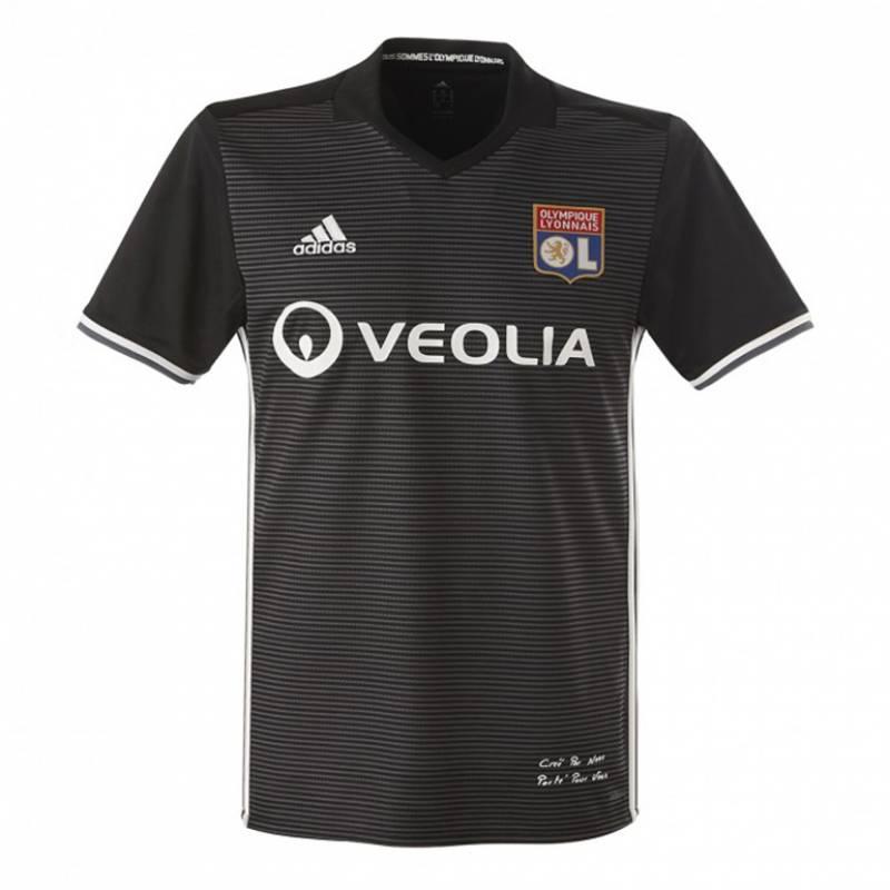 Camiseta Olympique Lyonnais tercera 2017/2018