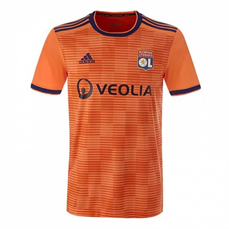 Camiseta Olympique Lyonnais tercera 2018/2019