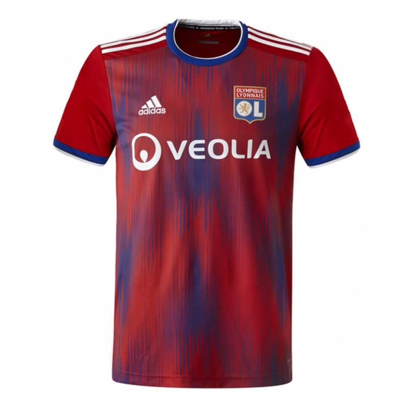 Camiseta Olympique Lyonnais tercera 2019/2020