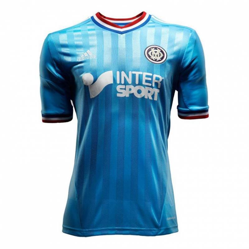Camiseta Olympique de Marsella exterior 2012/2013