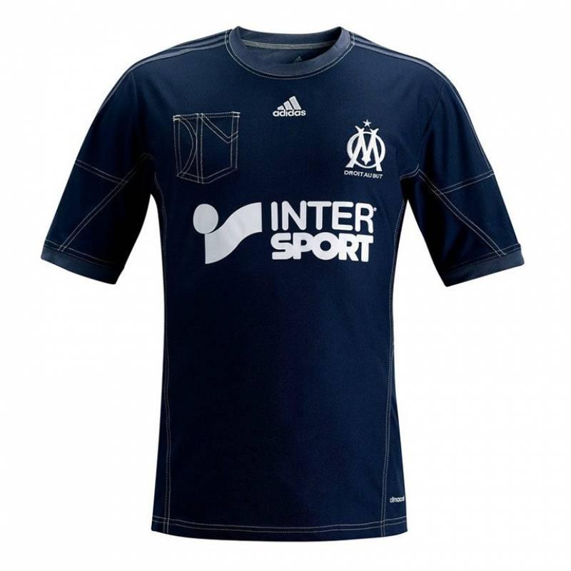 Camiseta Olympique de Marsella exterior 2013/2014