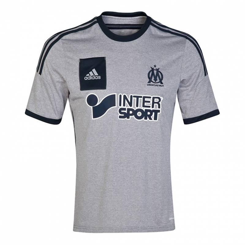 Camiseta Olympique de Marsella exterior 2014/2015