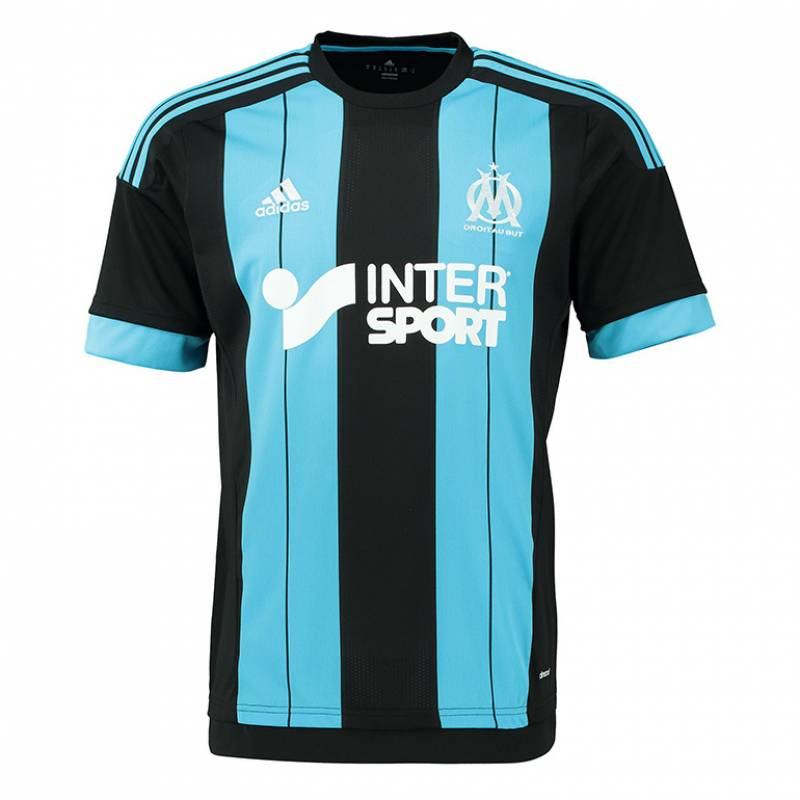 Camiseta Olympique de Marsella exterior 2015/2016