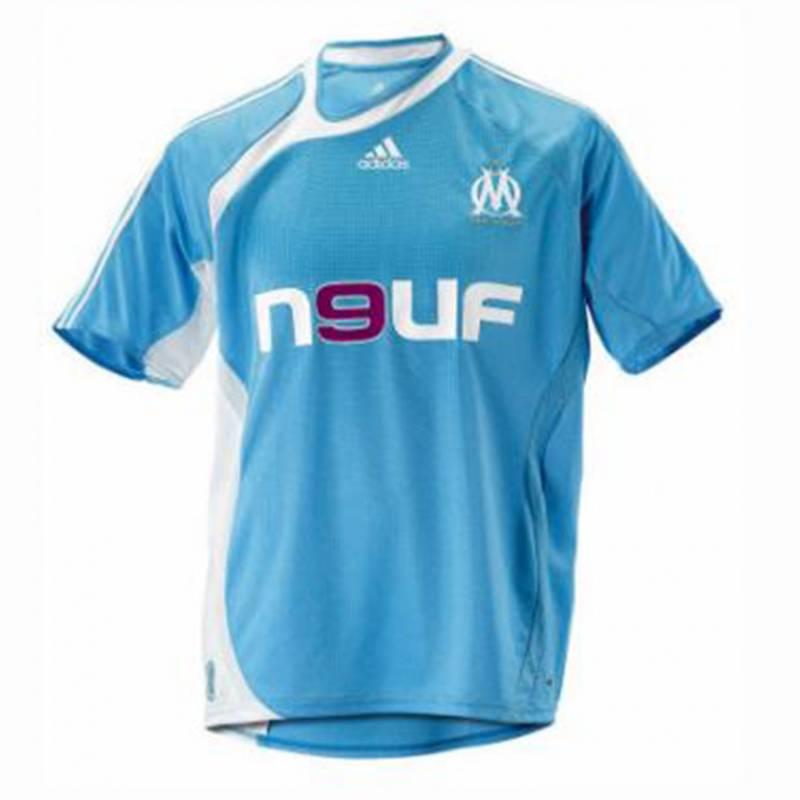 Camiseta Olympique Marseille exterior 2016/2017