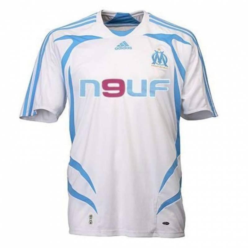 Camiseta Olympique Marseille casa 2007/2008
