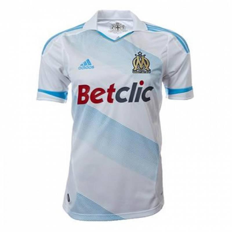 Camiseta Olympique de Marsella casa 2011/2012