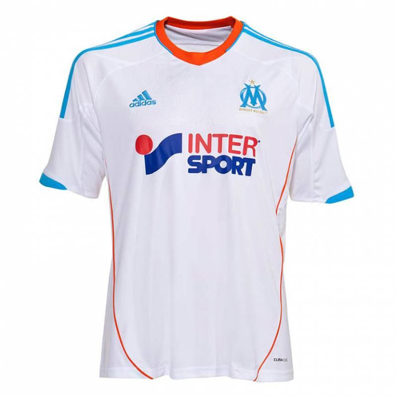 Camiseta Olympique de Marsella casa 2012/2013