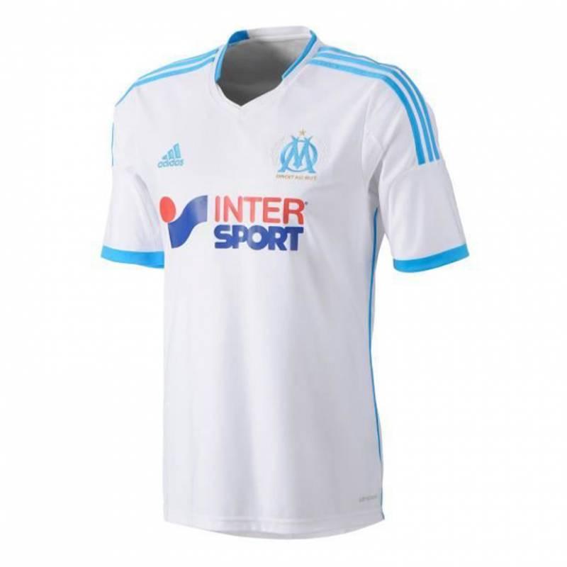 Camiseta Olympique de Marsella casa 2013/2014