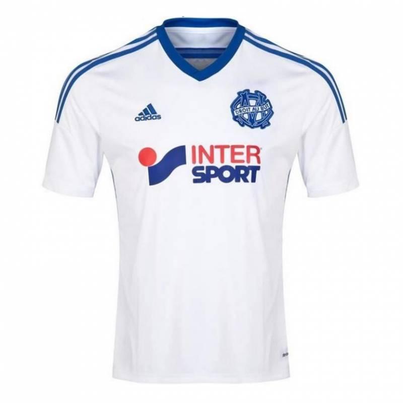 Camiseta Olympique de Marsella casa 2014/2015