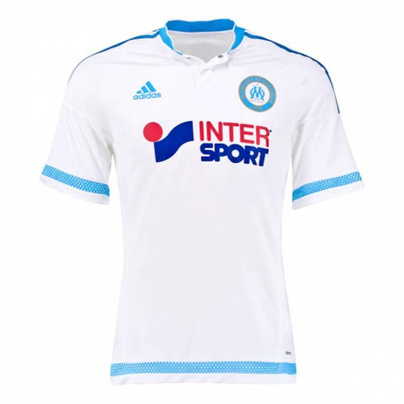 Camiseta Olympique de Marsella casa 2015/2016