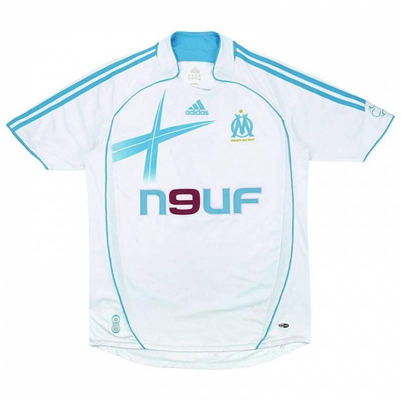Camiseta Olympique Marseille casa 2016/2017