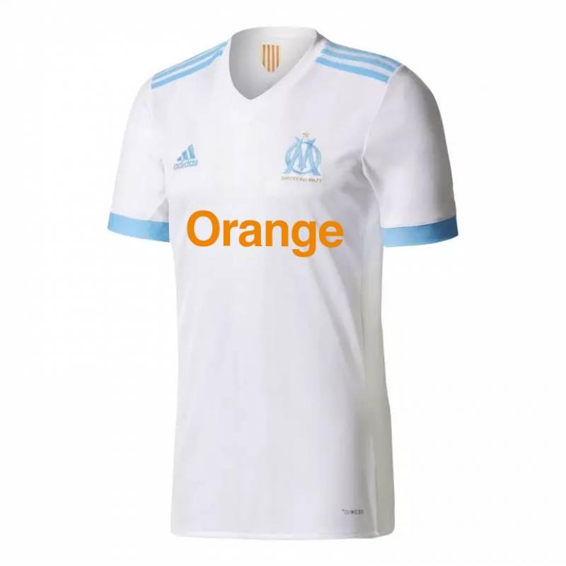Camiseta Olympique Marseille casa 2017/2018