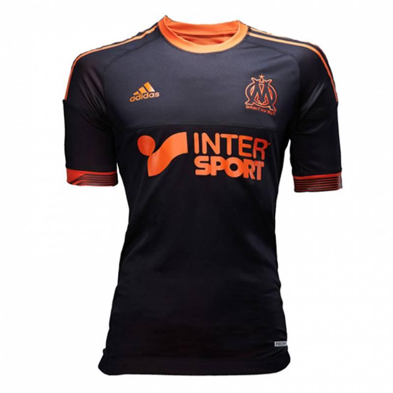 Camiseta Olympique de Marsella tercera 2012/2013