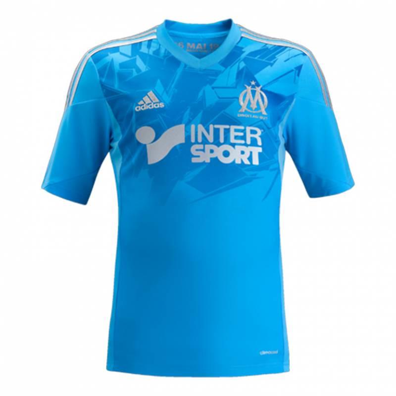 Camiseta Olympique de Marsella tercera 2013/2014