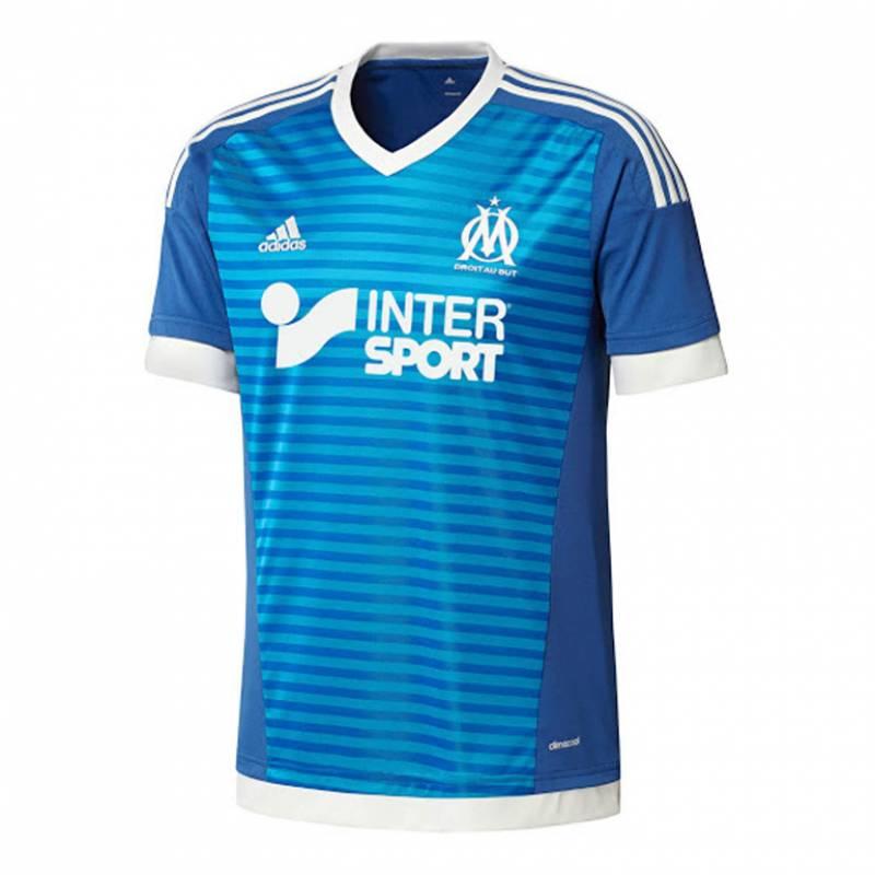 Camiseta Olympique de Marsella tercera 2015/2016