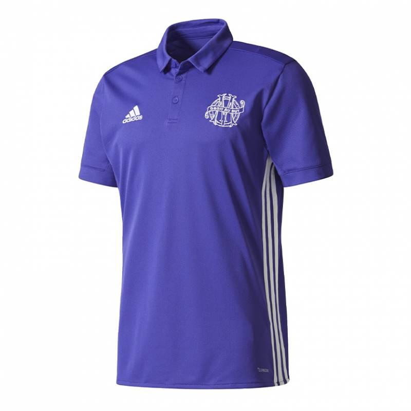 Camiseta Olympique Marseille tercera 2017/2018
