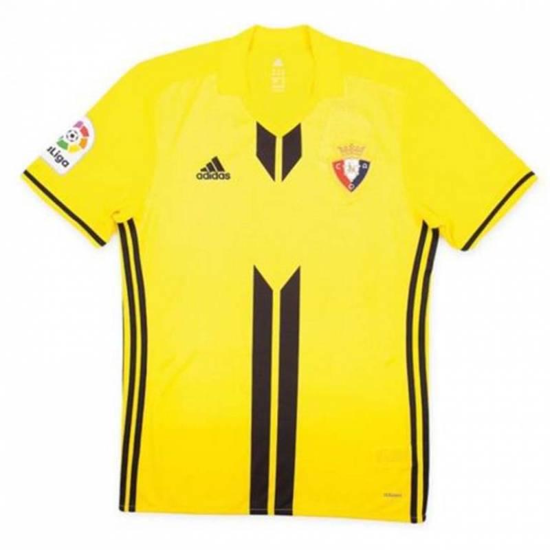 Camiseta Osasuna exterior 2017/2018
