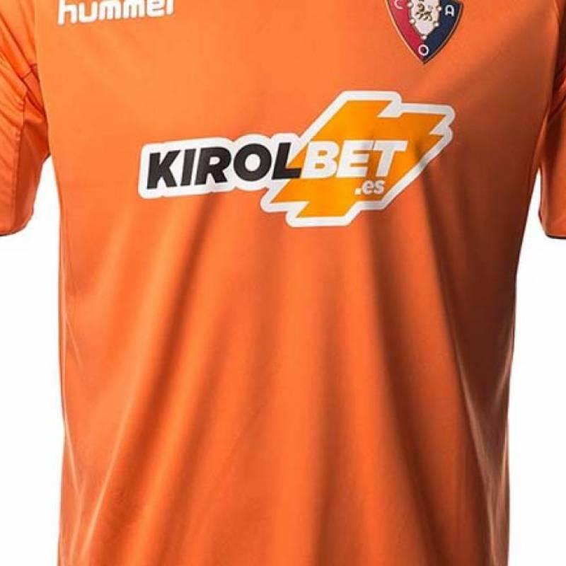 Camiseta Osasuna exterior 2018/2019
