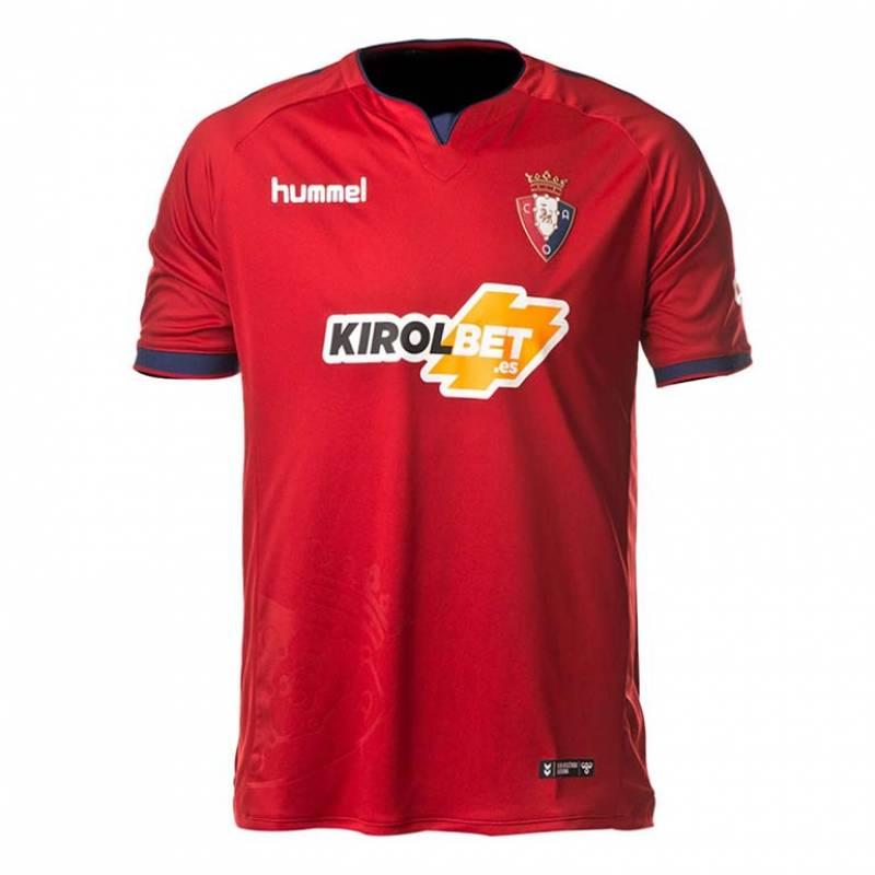 Camiseta Osasuna casa 2018/2019