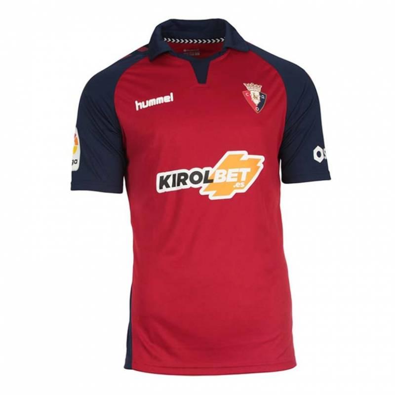 Camiseta Osasuna casa 2019/2020